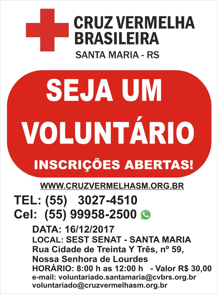 curso voluntario 2017