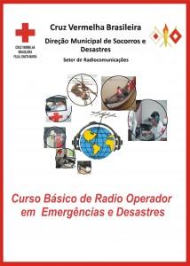 CARTAZ CURSO RADIO OPERADOR EMERG
