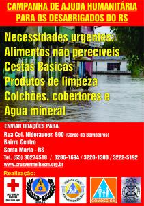 cartaz campnha desabrigados_072015